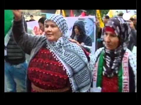 Abbas opens Palestinian embassy in Brazil