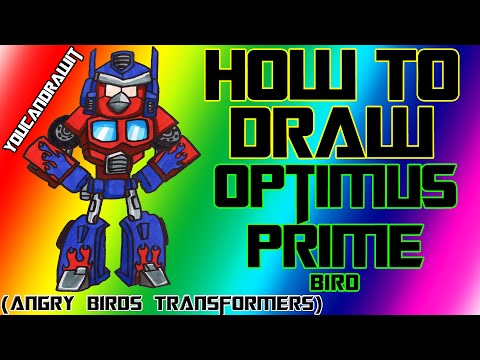 Angry Birds Transformers Drawings Angry Birds Transformers