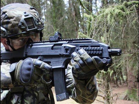 Airsoft War Games L96, M249, Big Pistols