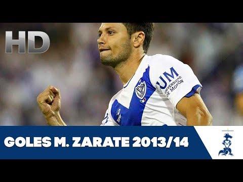Mauro Zarate HD   Goles 2013 / 2014