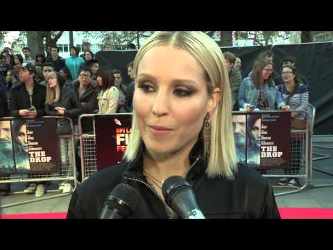 The Drop - Noomi Rapace & Michael Roskam - BFI LFF interviews