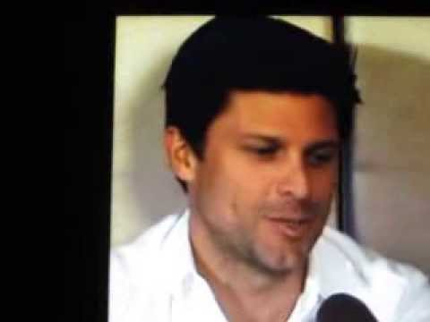 Greg Vaughan 5 Second Video Clip from Day of Days 2013 Michael Fairman Interview