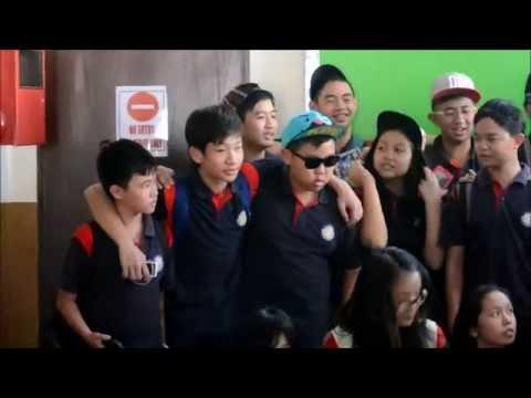 MALACCA-SINGAPORE EDUTRIP 2015 - DAY 1