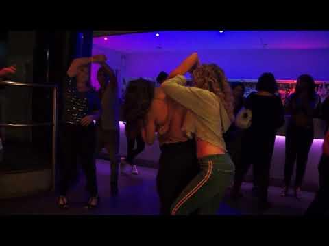 V9 ZLUK 11 DEC Social Dance Party ~ video by Zouk Soul