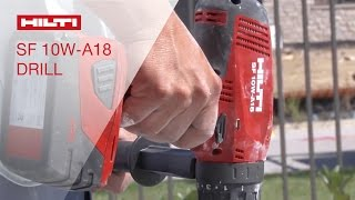 Hilti SF 10W-A18 - real user reviews