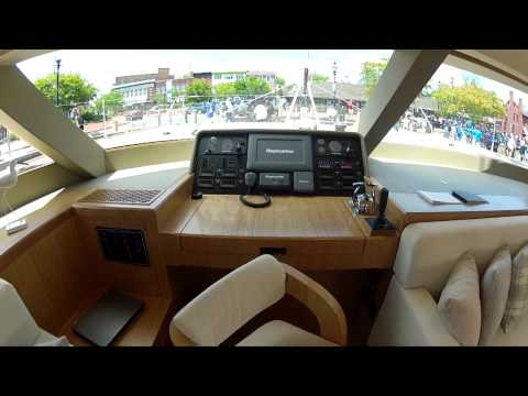 Isara 50 Catamaran, New in the U.S, Toured by ABKvideo, Annapolis Spring Show, 2012