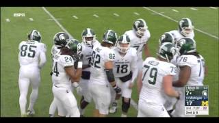 10/17/2015 - Michigan State 27  Michigan 23