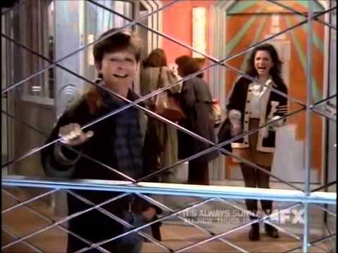 Michael J. Fox & Tracy Pollan scenes on Spin City