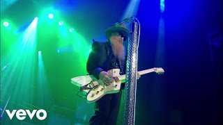 Клип ZZ Top - Sharp Dressed Man (live)