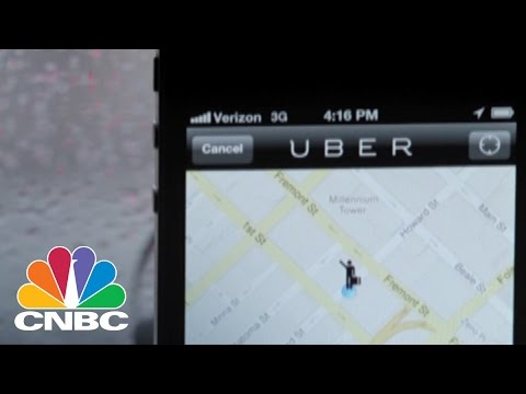 Spotifty Partners with Uber | CNBC