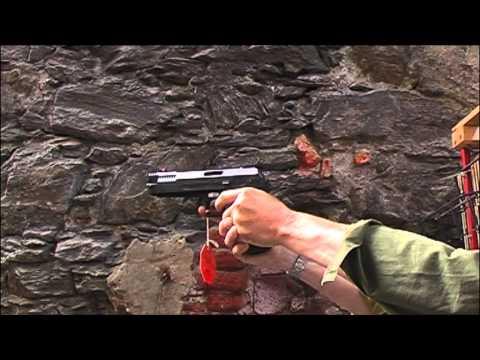 Pistola Weihrauch HW40 PCA - Monocolpo Cal. 4.5mm