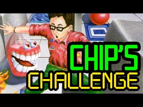 LGR - Chip's Challenge - PC Game Review