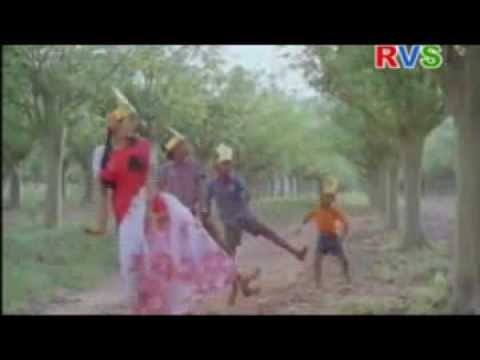 Actress Bhanupriya sister Kanaka Hot video song from Jolapata telugu movie