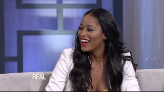 Keke Palmer on Growing Up and Posing for Maxim