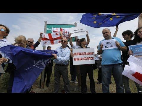 Почему Грузия выбрала Евросоюз? Пограничная ZONA Starvision Автор: Егор Куроптев