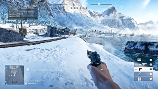 Battlefield V - multijoueur - conquête 1080p ULTRA + Raytracing GTX 980