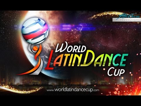 2- WORLD LATIN DANCE CUP 2012 - FINALS - LIVE SHOW USTREAM RECORDED PART 2