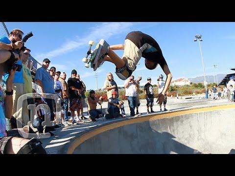 Skate Legend Jay Adams & Friends Shred Etnies Skatepark: Raw N' Real