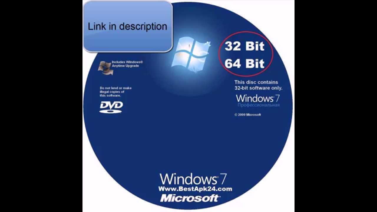 Windows 7 64 bit iso professional tourmaline for Window 64 bit