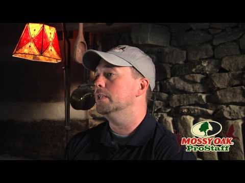 How to Rattle in a Buck - Mossy Oak Pro Staff - Dave Parrott