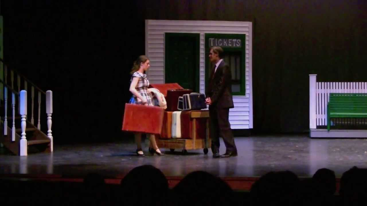 Bye Bye Birdie Act I Amp Ii Full High School Stage