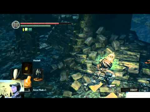 Dark Souls - Drunkthrough Part 18: The Buttering Forest and Slaying of Trolls