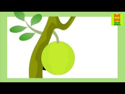 Learn Fruits Story For Children - 3d Animation Malayalam Nursery Rhymes video
