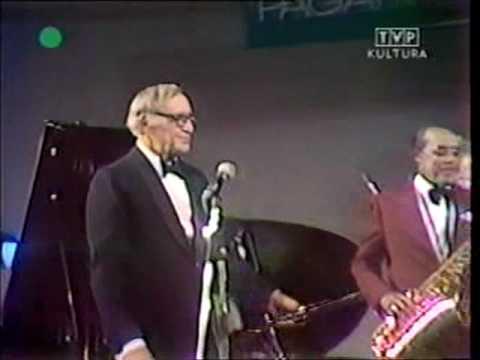 Benny Goodman At Sala Kongresowa, Warsaw Poland 1976 #4