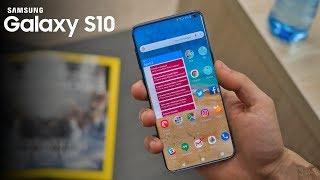 Samsung Galaxy S10 - Snapdragon 855 Outperforms Exynos 9820