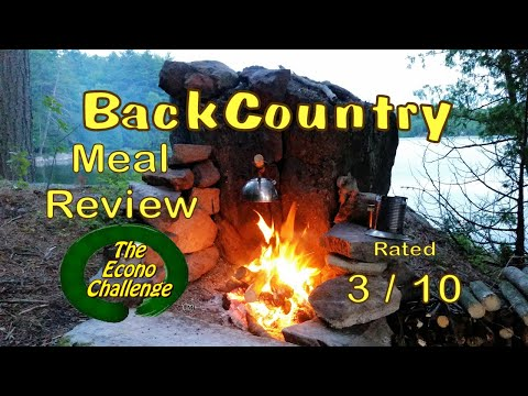 BackCountry Meal Review - Teriyaki Turkey - AlpineAire Foods