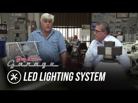 LED Lighting System - Jay Leno's Garage