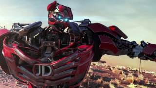 Chinese Retail Giant JD.com Stars in Transformers Micro Movie