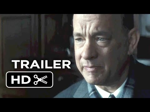 Bridge of Spies Official Trailer #1 (2015) - Tom Hanks Cold War Thriller HD