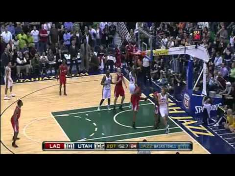 Paul Millsap Utah Jazz Career Tribute