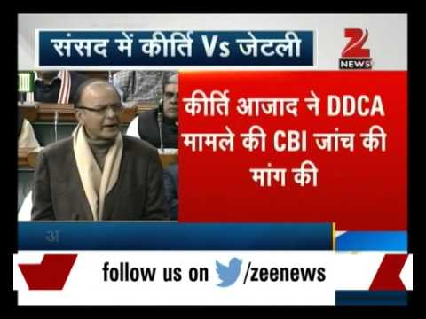 DDCA: Arun Jaitley clarifies, justifies his innocence in Parliament