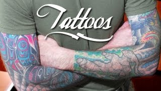 Are Tattoos a Sin? #537