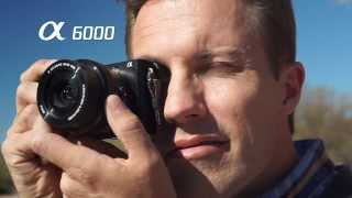 α6000 from Sony: Official Video Release. (Filmed exclusively with α6000 using continuous AF)