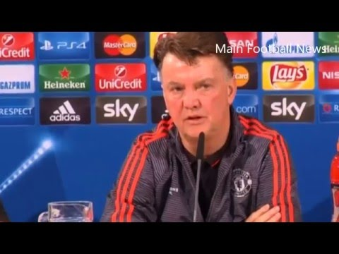Wolfsburg 3 - 2 Manchester United - Interview: We have to prove ourselves - Louis van Gaal