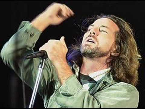 Eddie vedder - Millworker - james taylor cover