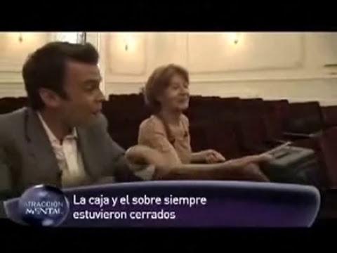 Juan Ordeix - Atraccion Mental - Gana la Quiniela y Loteria