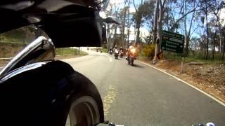 Adelaide Hills Motorcycle Riders Langhorne Creek Ride