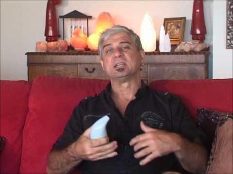 How to use a Dry Salt Inhaler by Steven Bettles from www.saltlampsaustralia.com