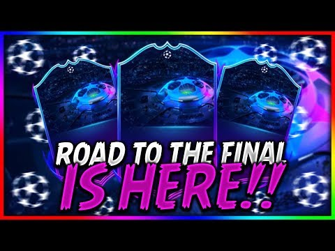 ROAD TO THE FINAL IS HERE! MARKET MOVEMENTS TODAY? FIFA 20 Ultimate Team