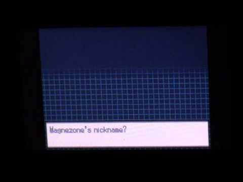 Black Pokemon Names Name in Pokemon Black 2
