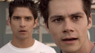 Teen Wolf Finale Sneak Peek Clip Shows Stiles & Scott Reunion