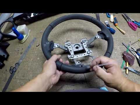 Выравнивание руля автомобиля своими руками 59