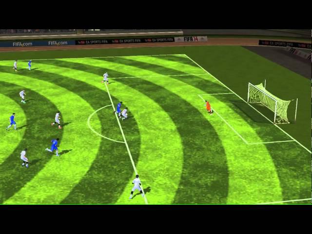 FIFA 14 iPhone/iPad - 547390919 vs. PAOK