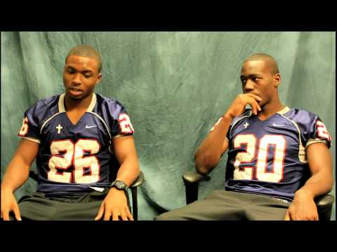 Miami Herald Prep Football Media Day 2012: Interview with Columbus