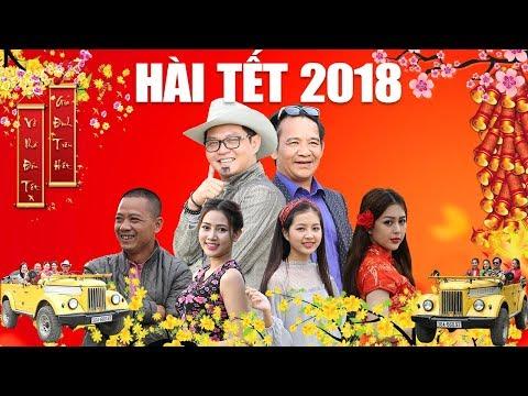 Hài Tết 2018 | Phim Hài Quang Tèo, Trung Hiếu, Bình Trọng Mới Nhất 2018 - Đại Gia Chân Đất 8 FULL HD | hài tết 2018