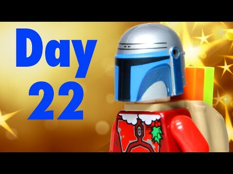 LEGO Star Wars 75023 Advent Calendar 2013 Day 22 Review
